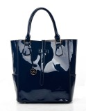 Diana Korr Hand-held Bag (Blue)