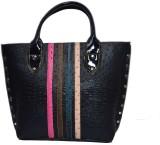 Manni Messenger Bag (Black)