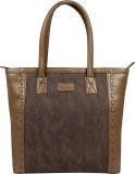 Lomond Hand-held Bag (Brown)