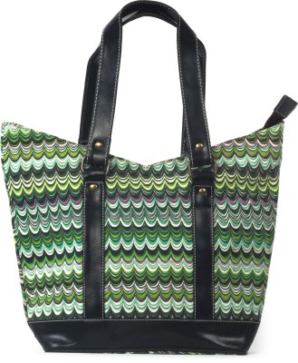 Green The Gap Shoulder Bag