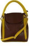 Beau Design Hand-held Bag (Brown)