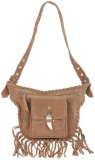 Famous by Payal Kapoor Hand-held Bag (Br...