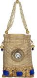 Art Horizons Shoulder Bag (Gold)