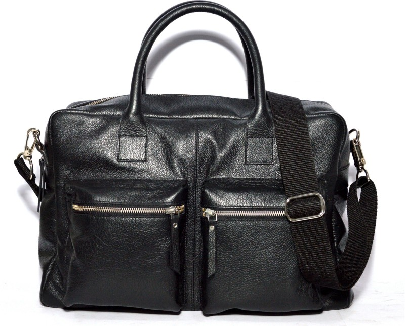 Pellezzari Messenger Bag(Black)