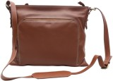 Viari Messenger Bag (Tan)