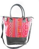 Harp Hand-held Bag (Pink)