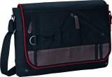 Fastrack Messenger Bag (Black)