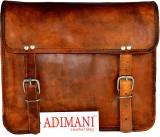Adimani Messenger Bag (Brown)