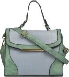 Legal Bribe Sling Bag (Grey, Green)