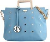 Aurum Hand-held Bag (Blue)
