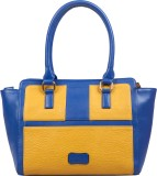 Lomond Tote (Blue, Yellow)