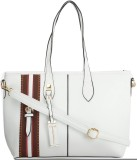 Clublane Messenger Bag (White)