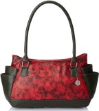Donna & Drew Hand-held Bag (Red)