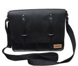 Le Craf Messenger Bag (Black)