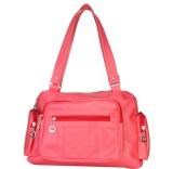 Monte Michelin Hand-held Bag (Pink)