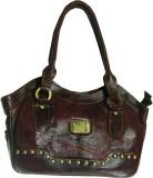 Essart Shoulder Bag (Brown)