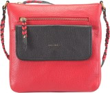 Adamis Shoulder Bag (Red)