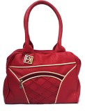 Fashion Knockout Hand-held Bag (Maroon)