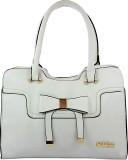 Calvino Hand-held Bag (White)
