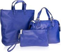 Zeva Hand-held Bag(Blue-03)