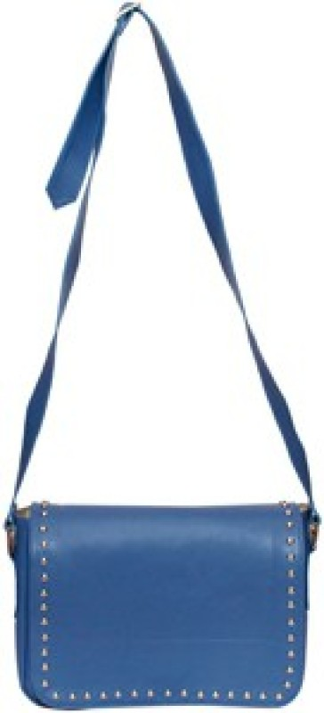 Essart Messenger Bag(Blue)
