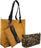 Neuste Shoulder Bag (Yellow)