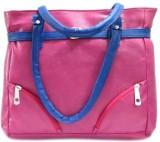 Richborn Tote (Pink, Blue)
