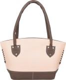 FD Fashion Hand-held Bag (Beige)