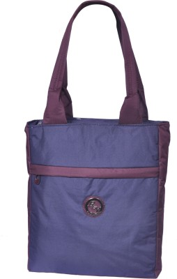 Black & Yellow Shoulder Bag(Blue)