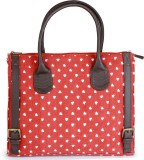 Ayeshu Hand-held Bag (Red)