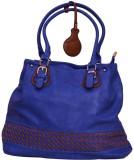 Zaken Shoulder Bag (Blue)