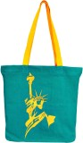 Vogue Tree Tote (Green)