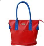 Checkmate Shoulder Bag (Red, Blue)