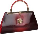 Hunar India Hand-held Bag (Red)