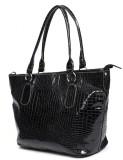 The Pari Hand-held Bag (Black)