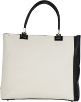 AND Tote(OFF WHITE / BLACK)