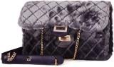 Fashnopolism Shoulder Bag (Purple)
