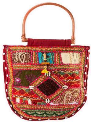 Kiran Udyog Hand-held Bag