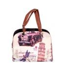 Prezia Hand-held Bag (Khaki)
