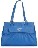 Frosty Fashion Hand-held Bag (Blue)