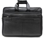 Plasto Art Messenger Bag (Black)