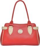 Fostelo Shoulder Bag (Red, Beige)