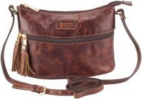 Gekko Messenger Bag(Brown)