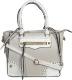 Legal Bribe Hand-held Bag (White)