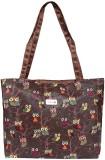 Imagica Hand-held Bag (Brown)