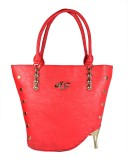 Parv Collections Tote (Red)