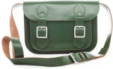 Viari Messenger Bag (Green)