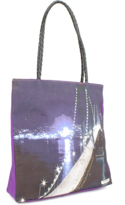 Murcia Hand-held Bag(Purple)