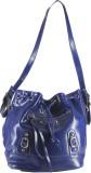 Weigel & Fox Shoulder Bag (Blue)