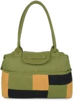 Indian Rain Hand-held Bag(Green)